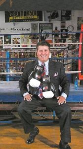Former Pro Boxer & Ringside Commentator Alan Santana Discovers & Loves Black Out Fight Gear.